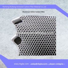 Aluminum Base Photocatalyst Active Carbon Filter