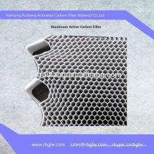 Алюминиевое Основание Фотокаталитический Фильтр С Активированным Углем