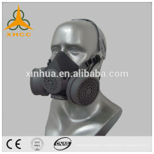 double filter safety gas mask