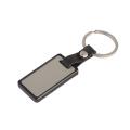 Plástico metal acrílico impressão gravar logotipo do cliente chaveiro (f1014)