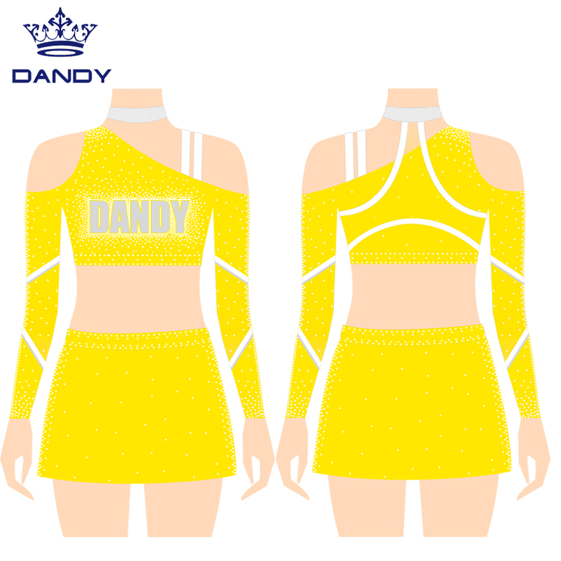 camouflage cheerleading outfits