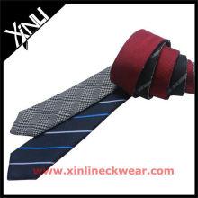 Hombres personalizados de sublimación corbatas de seda