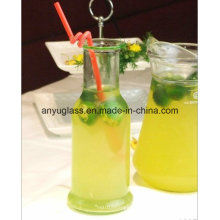 Bouteilles certifiées ISO 350ml 500ml Beverage Glass