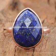 Anillos de piedras preciosas Lapis Lazuli
