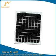 Módulo de PV solar de la venta caliente para el sistema de la luz de calle (SGM-20W)
