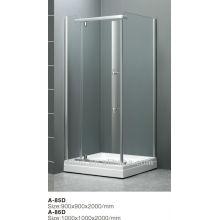 Tapón de goma de alta calidad para puerta de ducha de cristal con nuevo estilo