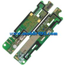 Placa PCB de micrófono para Sony Xperia L C2104