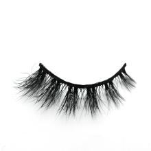 FA1921 Hitomi Luxury Styles false eyelashes private label mink eyelash wholesale price Fluffy real 21mm mink eyelashes