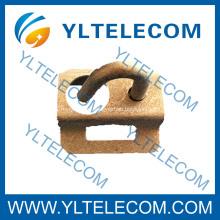 Gancho de fijación, soporte de Hinger Accesorios de cableado FTTH
