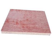 Panneaux de plancher ignifugés de MgO de 18mm de fibre de verre de haute résistance
