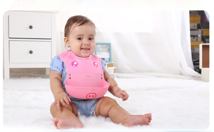 silicone bibs for infant