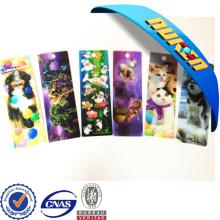 High Quality Beautiful 3D Bookmark Design
