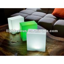 Bar / Fiesta / Boda / Evento LED cubo de asiento