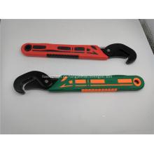 Multifunktions-Universalschlüssel mit verstellbarem Schraubenschlüssel