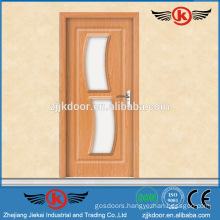 JK-P9089pvc interior door/pvc profile for window/door laminate