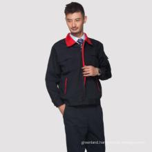 100% cotton reflective safety cotton jumpsuit for men