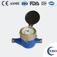 Volumetric Rotary piston water meter dry type