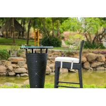 Barra sintética de la rota de PE del poliester para el jardín al aire libre