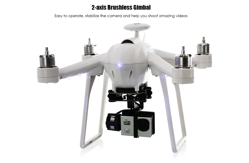 Photography Drone With Gimbal