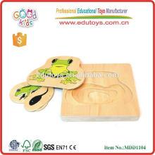 Montessori Wooden Puzzle Toys