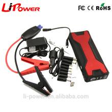 Emergency Car Power Supply Jump Starter Power Packs 18000mah for laptop smartphone