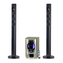 2.1 hi fi bluetooth multimedia tower speaker