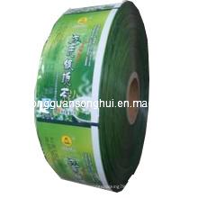 Filme de rolo de empacotamento personalizado do chá plástico / filme de empacotamento laminado do chá