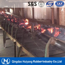 Types of High Temperature Resistant Conveyor Belt for Belt Conveyor