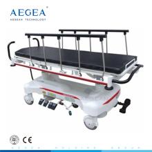 AG-HS007 cinq fonction hôpital d'urgence de transfert électrique utilisé civières pour ambulance
