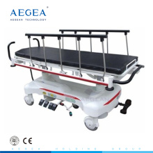 AG-HS007 approved motorized electric patient hospital stretcher prices