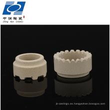 Férula de cerámica para soldadura