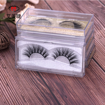 Mink Lashes Osynliga band Mink False Eyles