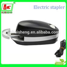 Grampeador padrão de plástico elétrico para escola