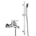 Bathroom Hot And Cold Water Bathtub Faucet
