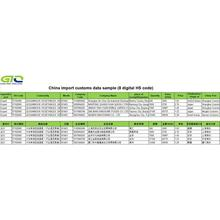 Vegetable - China Export Customs Data