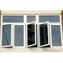 Пользовательские поворотные алюминиевые двери и цены на Windows