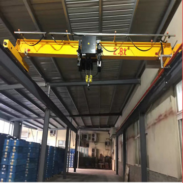 Single Beam EOT Crane na may Hoist