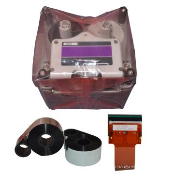 printhead 32mm TTO printer thermal transfer overprinter markem 8018 model 32mm date coding machine
