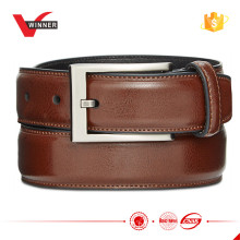 High quality Men's Feather edged Belt