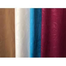 Tissu microfibre teint en relief
