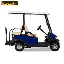 4 seater 48V electric golf cart with cargo box
