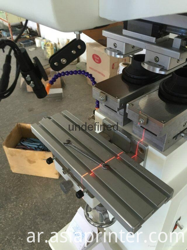 garment neck label printing machine