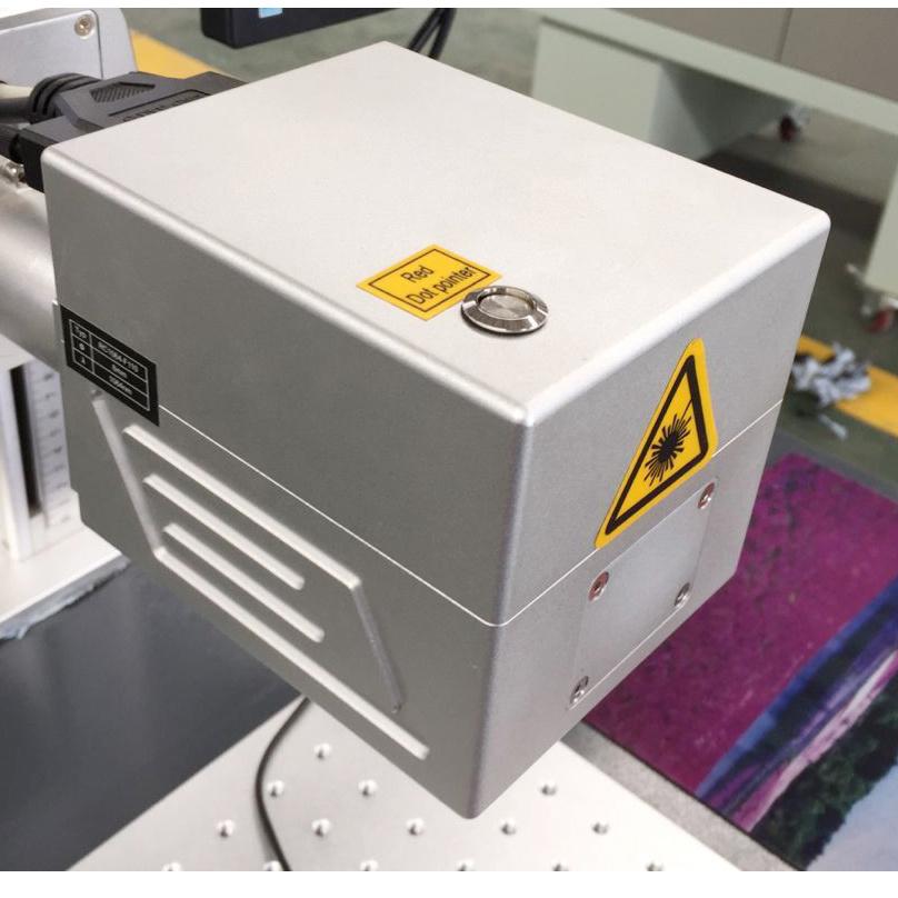 sino-galvo scan head for fiber laser marker