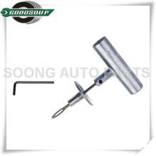 Zinc-alloy Heavy duty Tire Repair Tools T-handle Insertion Tools