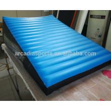 Rampes gonflables de gymnastique de gymnastique de rampe d'air à la maison de forme physique