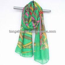арабская мода женщины шарф и шаль