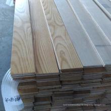 Glatte Oberfläche Weiß Ash Mehrschichtiger Holzparkett