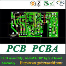pcb assemble line Customized automatic audio pcb remote controller design