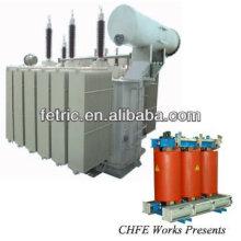 Drei Phase Ölbad Step-down Transformator