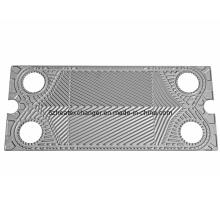 Reemplazo de placa similar, intercambiador de calor de placa de junta